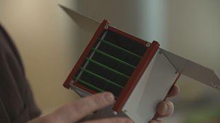 Les nanosatellites jouent dans la cour des grands