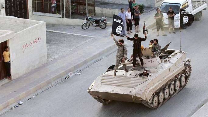 ISIL faces cash crunch as fighters' pay is halved and revenues dry up