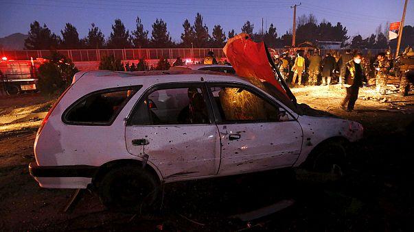Взрыв у здания посольства РФ в Кабуле