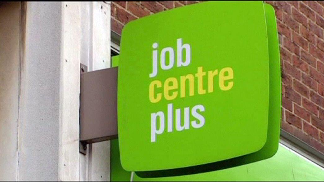 Gute Zeiten für britische Arbeitslose
