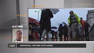 É possível aplicar um rendimento básico ou universal?