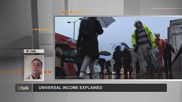 A universal income - what it is and how it works