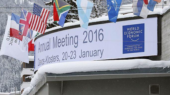 """Premier jour de débats à Davos, l'Iran en """"guest-star"""""""