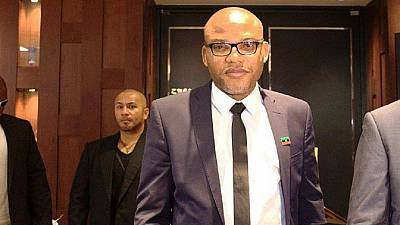 Nigeria: Court orders Nnamdi Kanu to be taken to prison