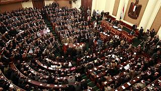 Egyptian parliament tasked to push over 200 laws within two weeks