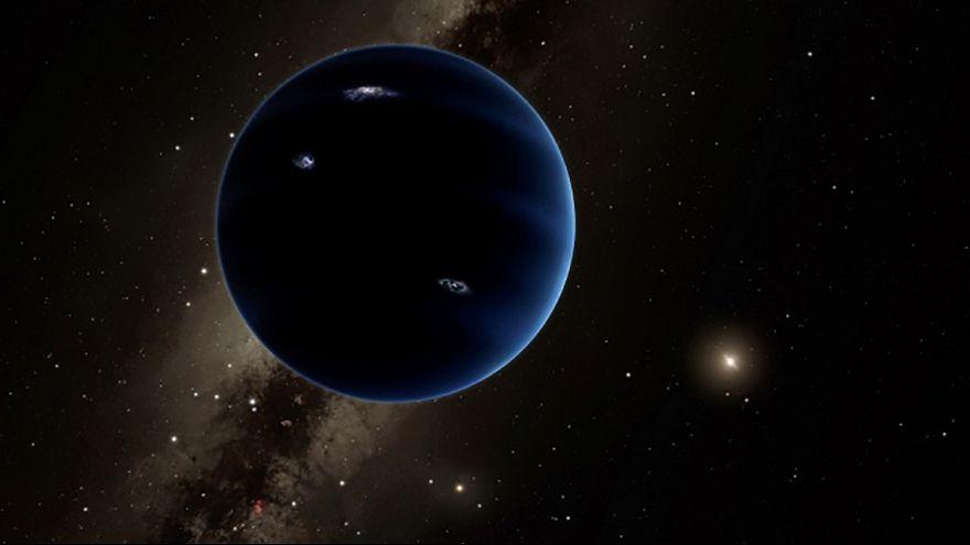 Pluto-Ersatz: Forscher wollen neunten Planeten des Sonnensystems entdeckt haben
