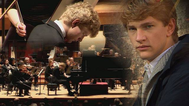 Philadelphia captivated by Polish Canadian pianist