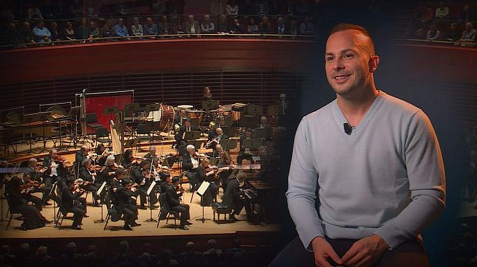 Le chef Yannick Nézet-Séguin et son public de Philadelphie