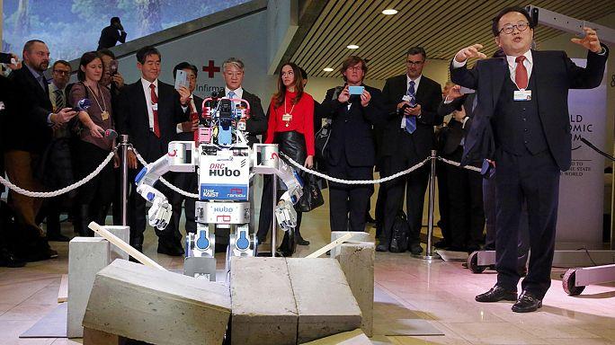 Davos: tényleg a robotoké a jövő?