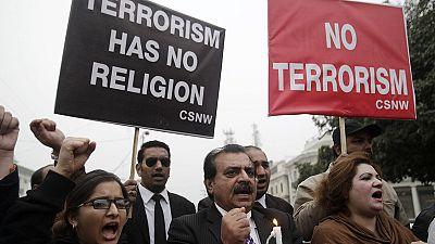Student slaughter in Pakistan as gunmen attack university