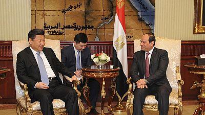 Egypte : les relations commerciales au menu de la visite de Xi Jingping
