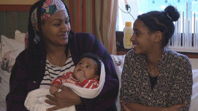 Suède : rencontre avec les réfugiés au nord du cercle polaire