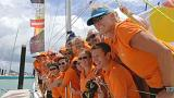 Clipper Race competitors enjoy rest day