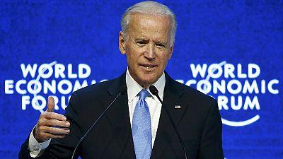 Biden pide abandonar los paraísos fiscales, Zarif tiende la mano a Arabia Saudí en Davos