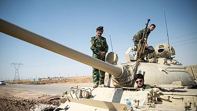 Amnesty: Kurden im Nordirak begehen womöglich Kriegsverbrechen