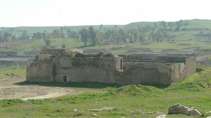 """Группировка """"ИГ"""" уничтожила древнейший монастырь в Ираке"""