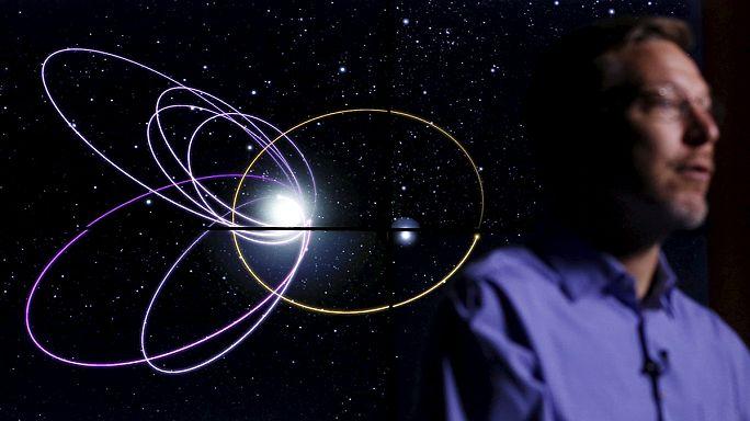 """Yeni bir """"Dokuzuncu Gezegen"""" iddiası"""