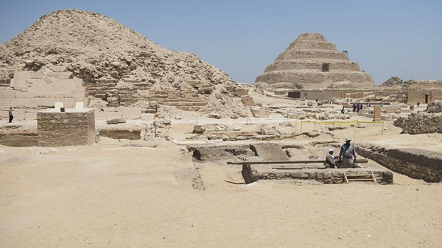 Image: Saqqara necropolis