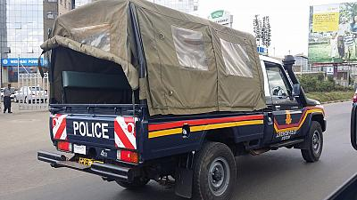 Kenyan police gun down four militants