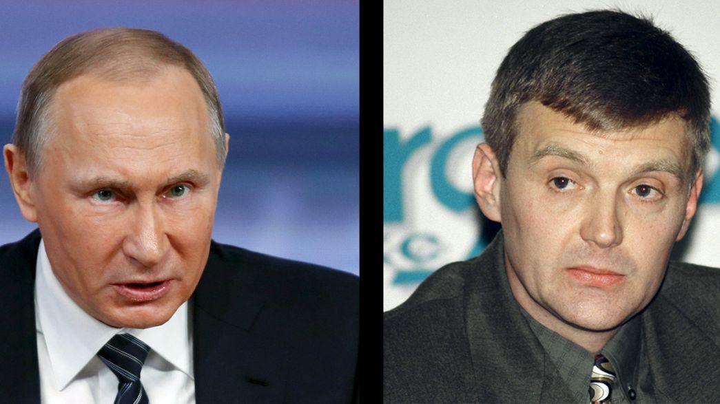 "Putin terá ""provavelmente"" aprovado o assassinato de Litvinenko"