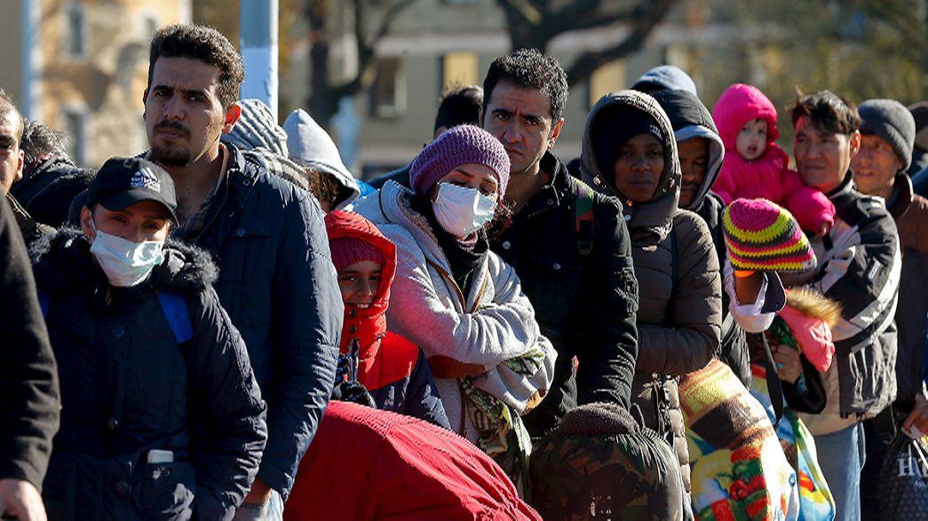 Flüchtlingsstrom soll Wirtschaftswachstum bringen