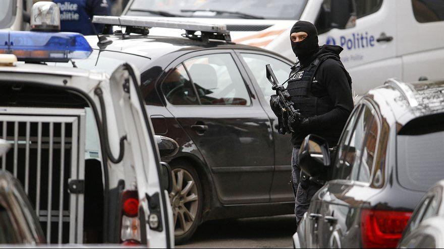 Dos detenidos en Bélgica en relación con los atentados de París