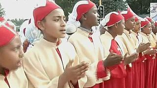 Ethiopia celebrates baptism of Jesus