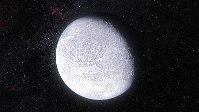 Une neuvième planète pour le système solaire ?