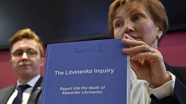 """Великобритания: Путин, """"вероятно, одобрил"""" убийство Литвиненко"""
