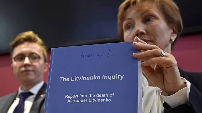 Probable Russian state involvement in Litvinenko murder 'deeply disturbing'