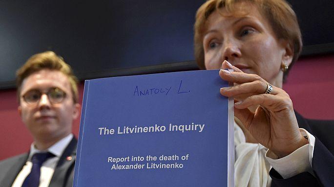 Litvinenko empoisonné : Poutine personnellement mis en cause