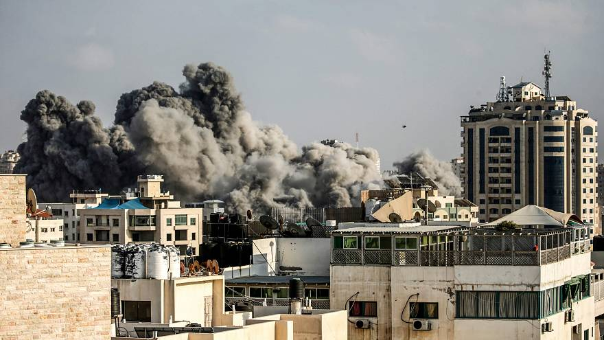 Image: PALESTINIAN-ISRAEL-GAZA-UNREST