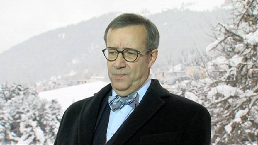 مصاحبه با توماس هنریک ایلوِس، رئیس جمهور استونی