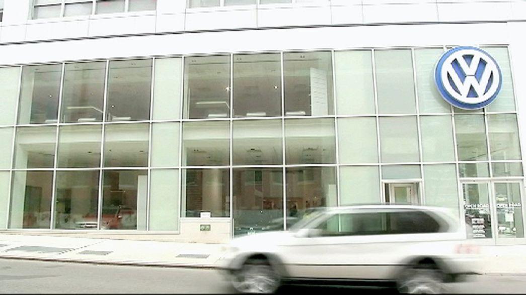 Scandale Volkswagen: la Commission demande des précisions au constructeur