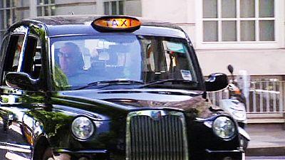 Reino Unido: Black cabs perdem para o táxi elétrico