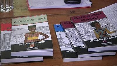 """Nigeria: New novels promote """"African love"""""""