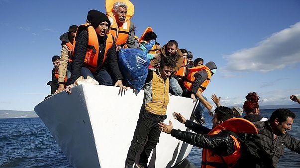 Vestir a pele de um refugiado em Davos