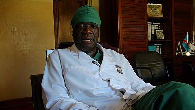 """""""L'homme qui répare les femmes"""" est sorti en salle à Kinshasa"""