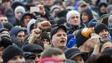 Thousands of Moldovans protest over appointment of new PM