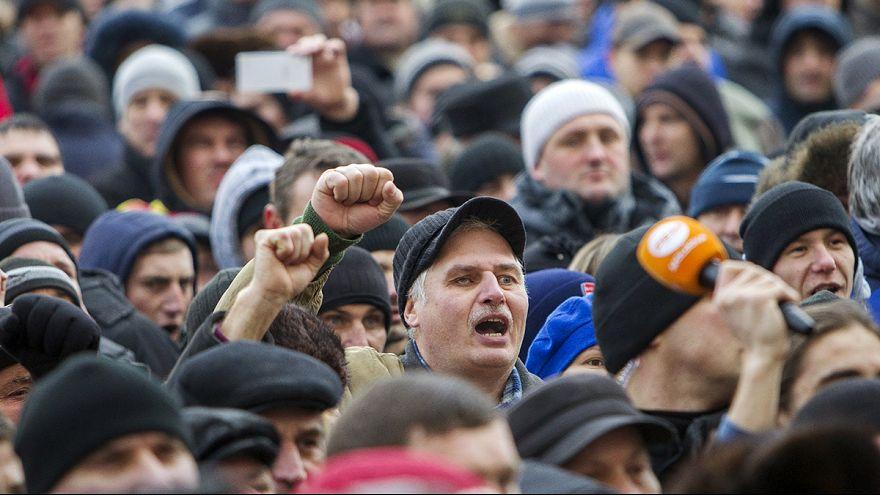 Moldawien: weiter Massenproteste gegen neue Regierung