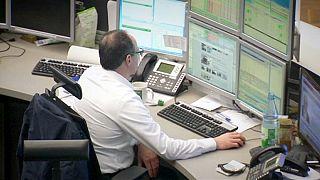 Bourses européennes : Mario Draghi sauve la séance