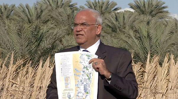 إسرئيل تصادر مائة وخمسين هكتارا من أراضي الفلسطينيين الزراعية