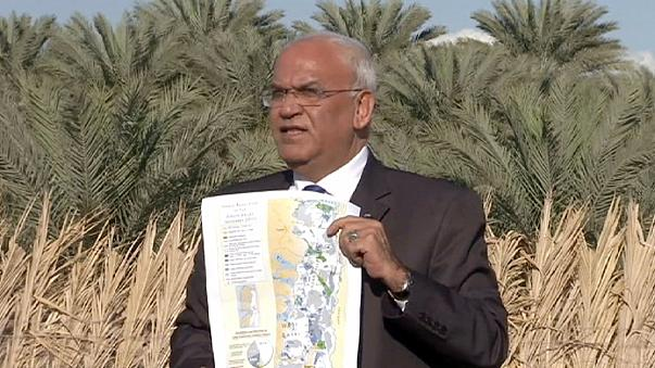 Kisajátítás vagy földmérés 150 hektáron Ciszjordániában?