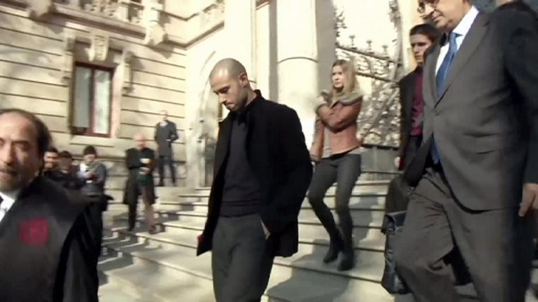 Mascherano accepts one-year jail term in plea bargain