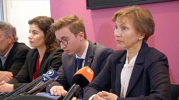 مارينا ليتفينينكو مرتاحة لمستجدات ملف قتل زوجها