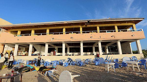 Somali'de eş-Şebab'tan kanlı saldırı