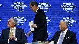 Ban Ki-moon alerta en Davos de las consecuencias del cambio climático