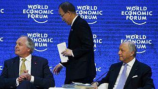 ONU destaca em Davos importância de implementar acordo do clima