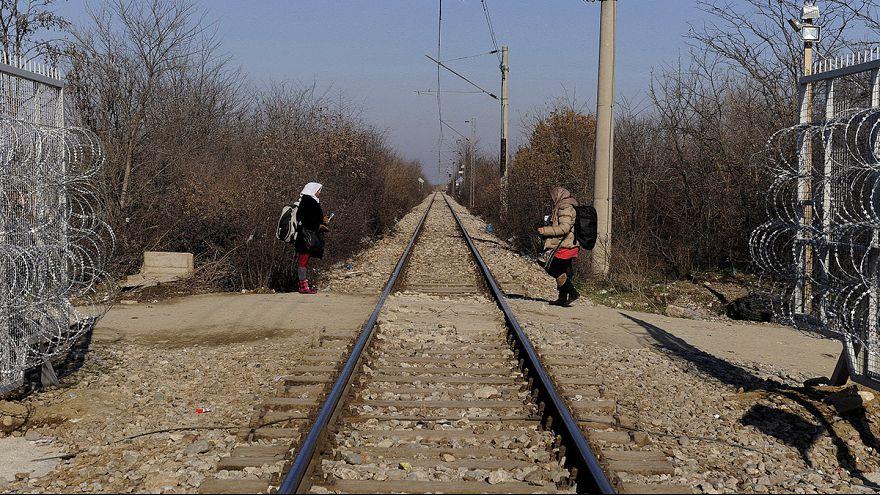 Nach Flüchtlings-Obergrenze in Österreich: Südosteuropa macht die Grenzen dicht