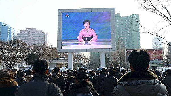 North Korea holds US student accused of hostile act